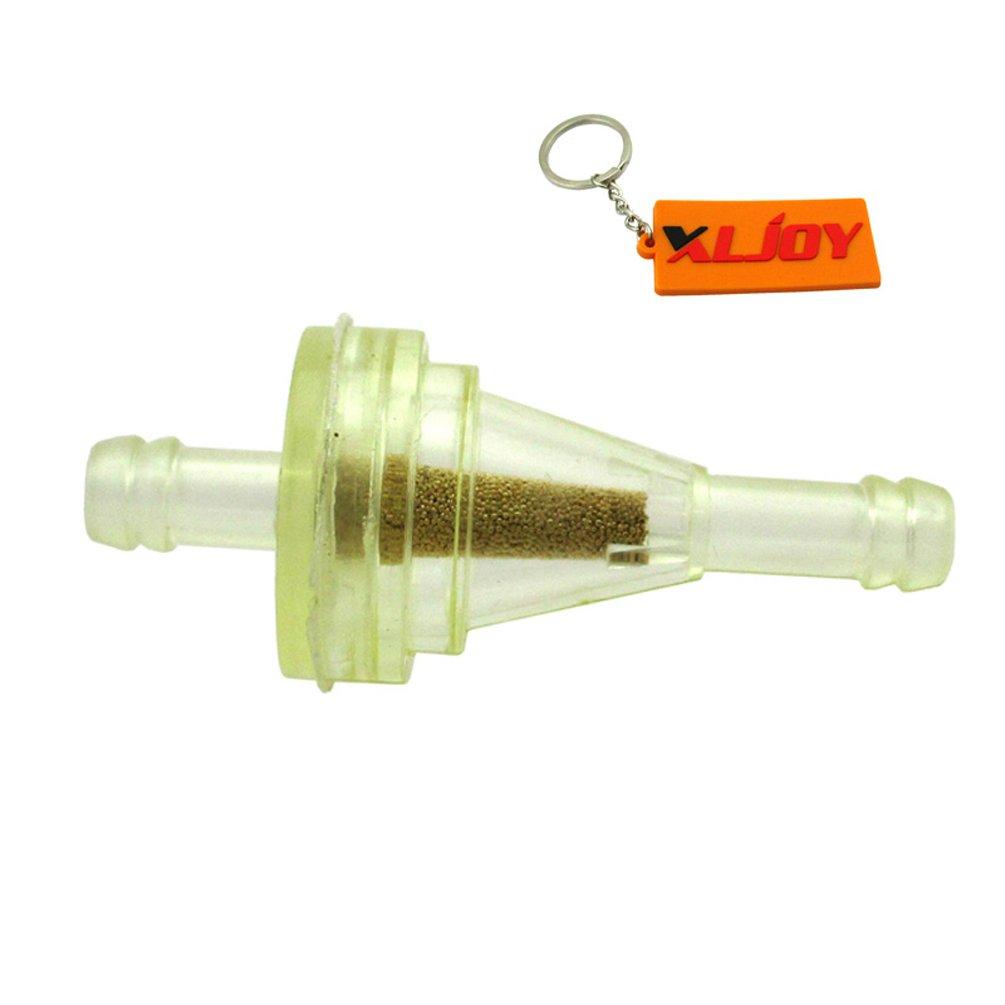 XLJOY Fuel Filter Cleaner For 50cc 70cc 110cc 125cc 150cc 250cc ATV Pit Bike UTV Snowmobile
