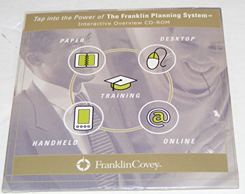 (Franklin Planning System Interactive Overview Cd-rom)