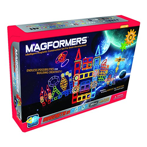 Magformers Magnets Motion Set Engineering