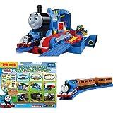 Tomy Thomas play engine! Big Thomas chat Thomas vehicle & Rail Set