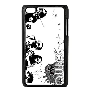 Custom Dave Matthews Band Design Plastic Snap On Case Cover Shell Protector For ipod touch 4 4th