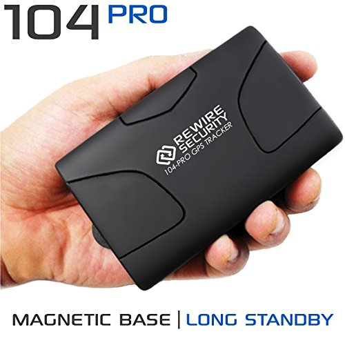 GPS TRACKER MAGNETIC REWIRE SECURITY 104-PRO...