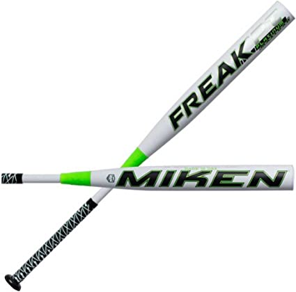 "Slowpitch Softball Bat MPR12A 2019 Miken Freak Primo 12/"" SuperMax ASA 34/""//26 oz"