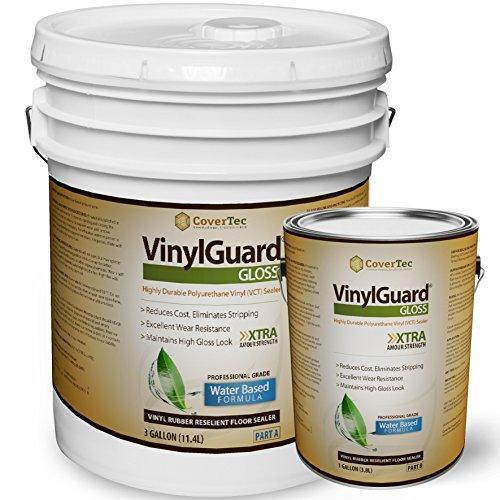 Vct floor sealer meze blog for Best vinyl floor sealer
