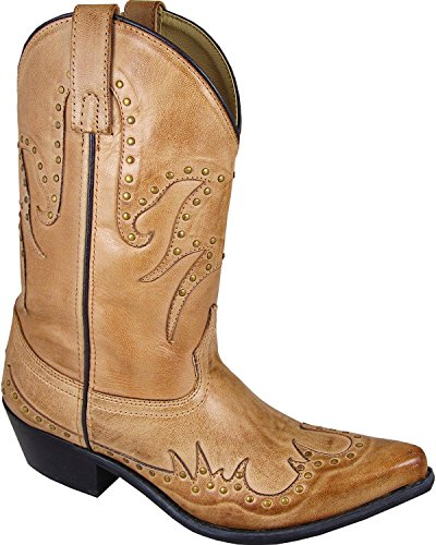 Smoky Mountain Ladies Willow Snip Toe Boots 9 RP6OG