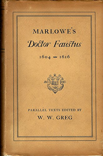 critical essays on doctor faustus
