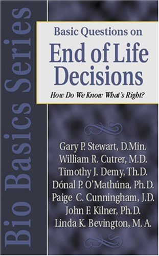 end of life decisions 28092017 deciding to refuse a treatment isn't the same as asking someone to end your life or help you end your  it takes precedence over decisions made in your.