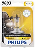 Kyпить Philips 9003 Standard Halogen Replacement Headlight Bulb, 1 Pack на Amazon.com