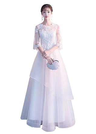 2b0fafc981e9d 可愛い ウェディングドレス 二次会ドレス 結婚式 プリンセスラインドレス 姫系 パーティードレス 新婦 挙式