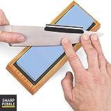 Sharp Pebble Complete Sharpening Stone Set- Dual