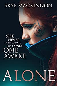 Alone by Skye MacKinnon ebook deal