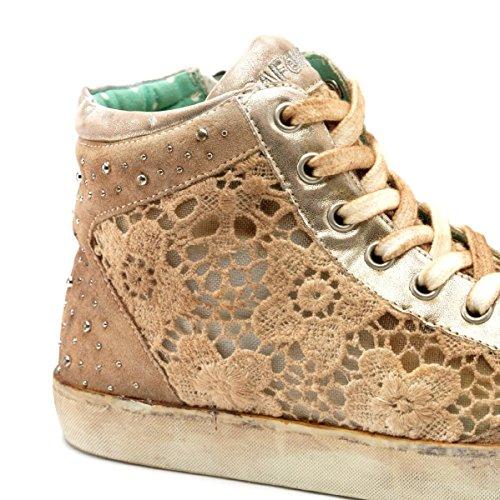 Sneaker mid CAFé NOIR art. EG916
