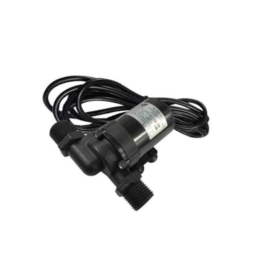 DC Brushless Water Pump Threaded Port Booster Pump Heating Circulating Water Pump by Q-BAIHE