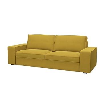 Soferia - IKEA KIVIK Funda para sofá Cama de 3 plazas ...