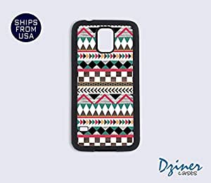 Galaxy S4 Case - Indian American Aztec