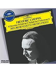 Chopin: 10 Mazurkas / Prelude Op.45 / Ballade Op.23