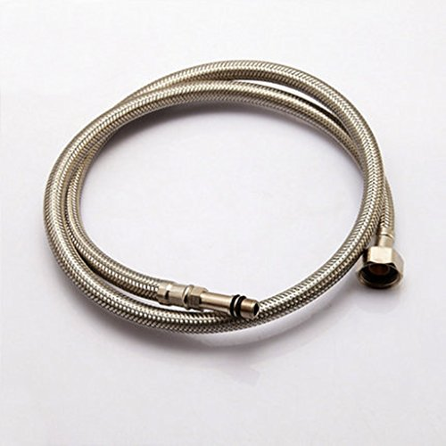 Ufaucet faucet hose female compression braided