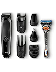 Braun MGK3060 Men's Beard Trimmer for Hair / Head Trimming...