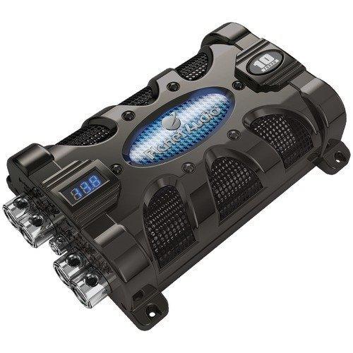 Planet Audio PC10F 10 Farad Car Capacitor For Energy Storage To Enhance Bass Demand From Audio (Farad 24v Capacitor)
