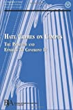 Hate Crimes on Campus: the Problem and Efforts to Confront It, Stephen Wessler and Margaret Moss, 1479366838