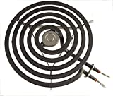Supco CH30M1 Range Burner Surface Element Replaces WB30M1, EA243867, PS243867, WB30M0001, WB30X5071-6 Inches