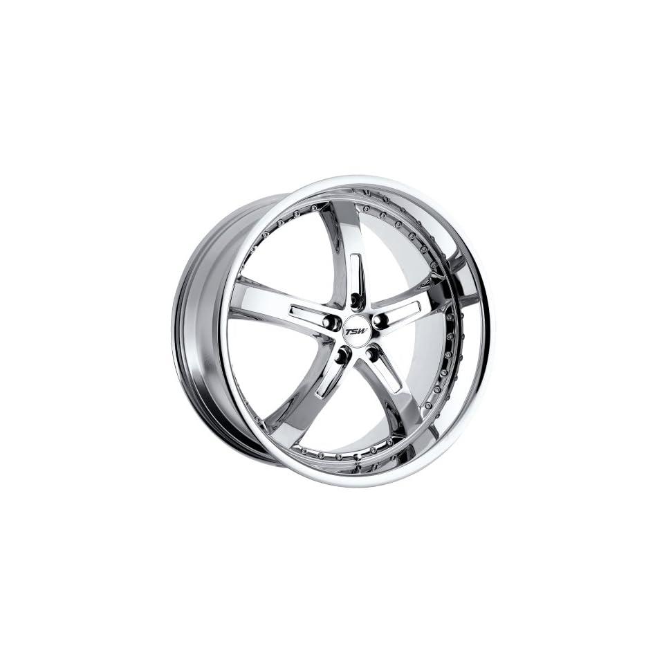 20x10 TSW Jarama (Chrome) Wheels/Rims 5x112 (2010JAR255112C72)