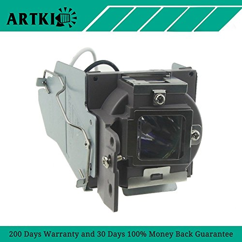 5J.J5205.001 Replacement Lamp for Benq MS500 MX501 MX501-V MX501V TX501 Projector