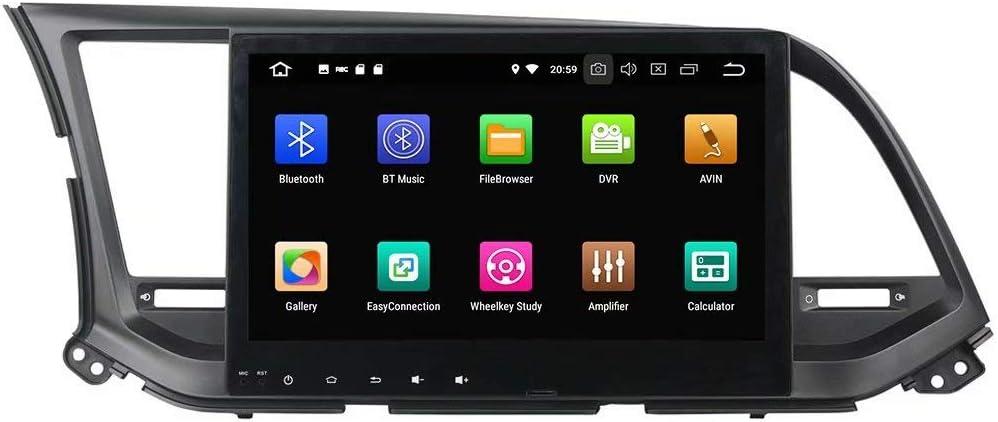 para Hyundai Elantra 2015 2016: Amazon.es: Electrónica