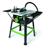 Evolution 056-0001 Fury5-S 230 V Multi-Purpose Table Saw, 255 mm - Green by Evolution
