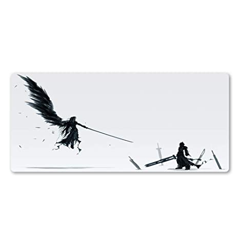 Final Fantasy Game Mouse Pad Advanced Rubber Lavable Pad ...