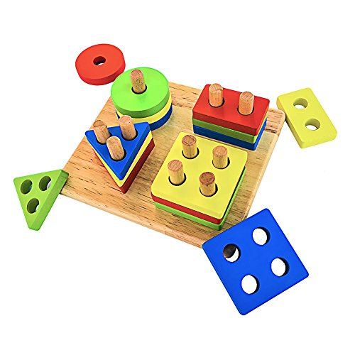 Best Shapes & Color Toys
