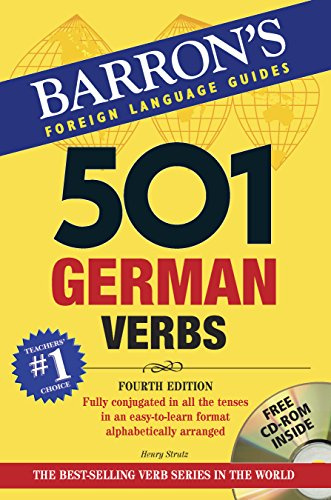 501 German Verbs with CD-ROM (501 Verb Series)