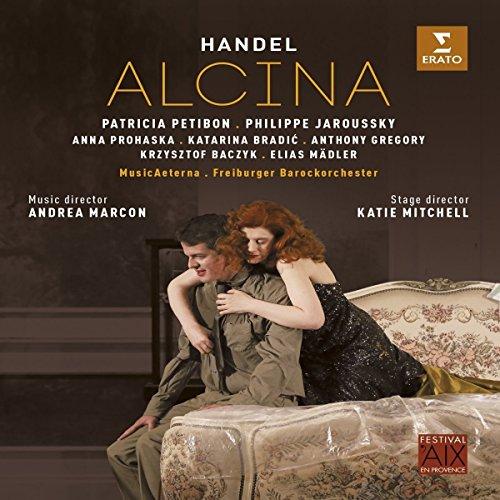 Handel: Alcina (Aix en Provence)(Blu-ray) (The Best Bed Sheets Reviews)