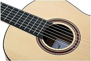 Calida cadete – Guitarra de concierto 7/8 abeto (Escala: 632 mm ...