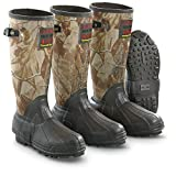 Guide Gear Men's 15'' Insulated Rubber Boots, 400 Grams, Realtree AP Camo