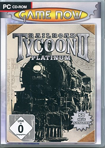 Railroad Tycoon II Platinum by Take 2