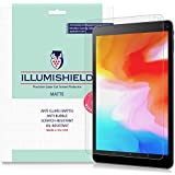 Barnes & Noble Nook 10.1 Screen Protector (2018)[2-Pack], iLLumiShield Anti-Glare Screen Protector for Barnes & Noble Nook 10.1 HD Shield with Anti-Bubble & Anti-Fingerprint Matte Film