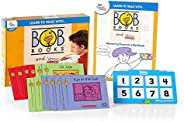 hand2mind Learn To Read With BOB Books And VersaTiles Advancing Beginner Set, Early Reader Books For Kids Ages