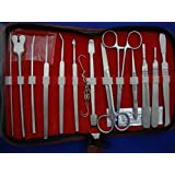 "MAK Dissecting / Anatomy Kit for Medical Students 13 Pcs Set Fine Quality ""FAST SHIP"""