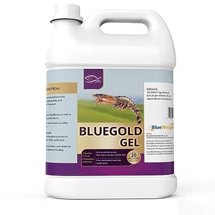 Blueweight Bluegold Binder Gel, 5 Litre