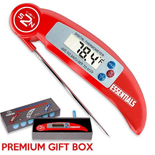 S2N Essentials Electronic Thermometer Stainless