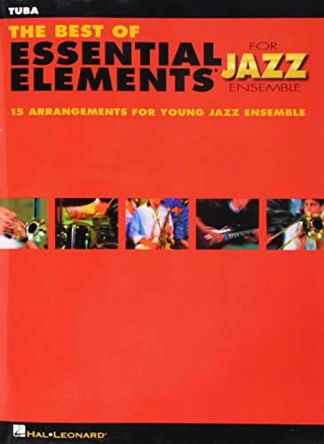 (The Best of Essential Elements for Jazz Ensemble Tuba)