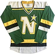 North Stars Jerseys - Pro Jerseys Ready to Customize with Names and Numbers