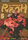 Hokuto no Ken - La légende de Raoh Vol.5 par Hara