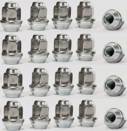 two-20-packs-maclean-stainless-capped-lug-nuts-1-2-for-aluminum-trailer-wheel