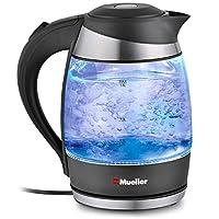 Mueller Austria Double Boiler Electric Kettle Water Heater
