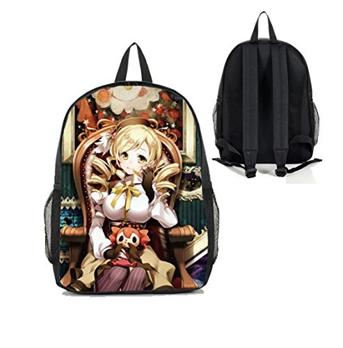 Dreamcosplay Puella Magi Madoka Magica Tomoe Mami Backpack Student Bag