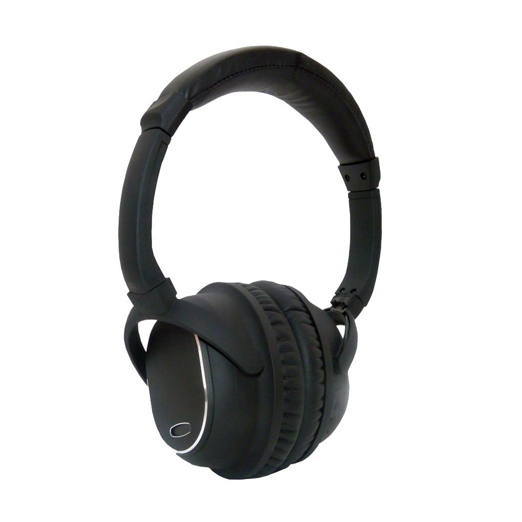 Ben-gi BH519 Bluetooth Wireless Plus ANC Libres Deportes Diadema HiFi sobre el oído estéreo bajo Envolvente 3D Auriculares para el iPhone