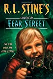 The Boy Who Ate Fear Street, R. L. Stine, 1442417196