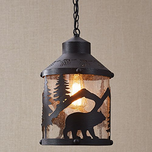 Rustic Cabin Pendant Lighting